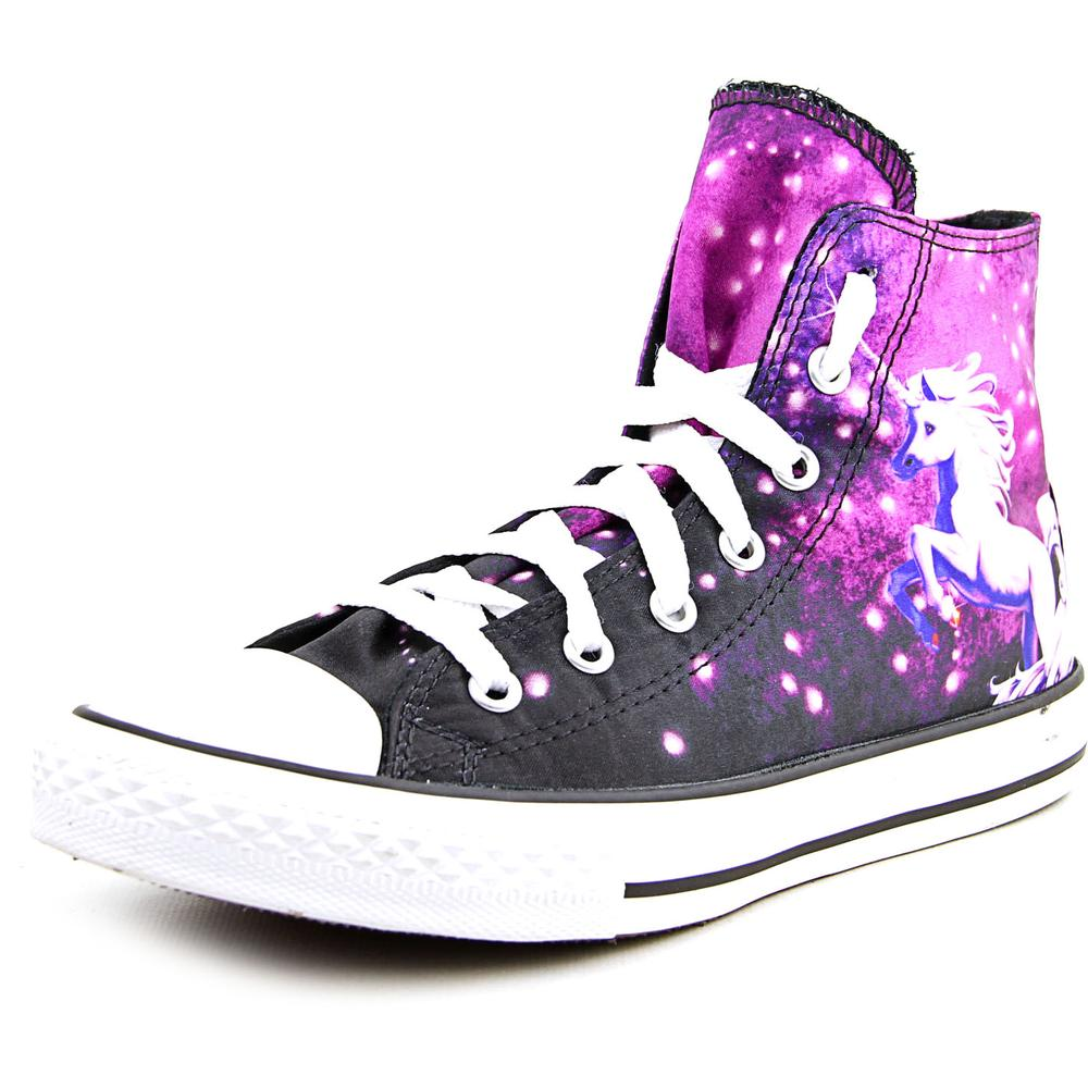 converse for girls converse chuck taylor all star hi youth us 11 multi color sneakers image TBJSIAQ