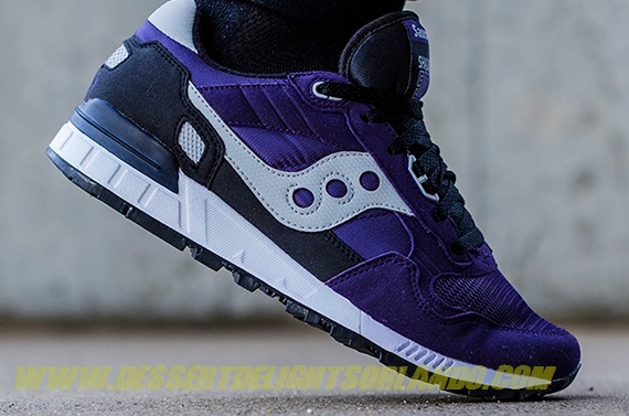 exclusive mens lifestyle shoes - saucony originals shadow 5000 -  purple/black sysx552y7wm13u NYCYFJN