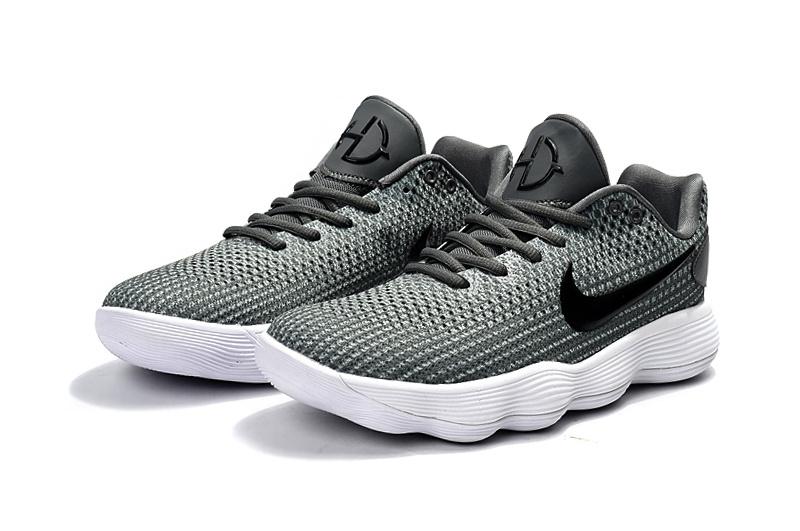 new Nike Hyperdunks nike hyperdunk 2017 low wolf grey black YVBJOWX