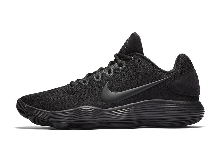 new Nike Hyperdunks the nike hyperdunk 2017 low to release in u201ctriple blacku201d AWADIGO