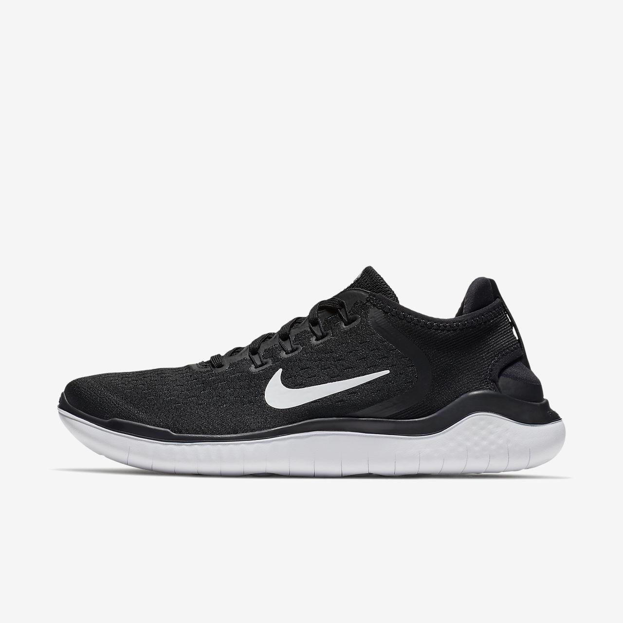 Nike Free Black shoes ... nike free rn 2018 menu0027s running shoe LSVEKJS
