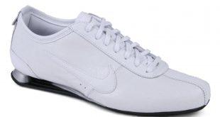 Nike Shox Rivalry trainers nike nike shox rivalry white detailed view/ pair view FZXEAFZ