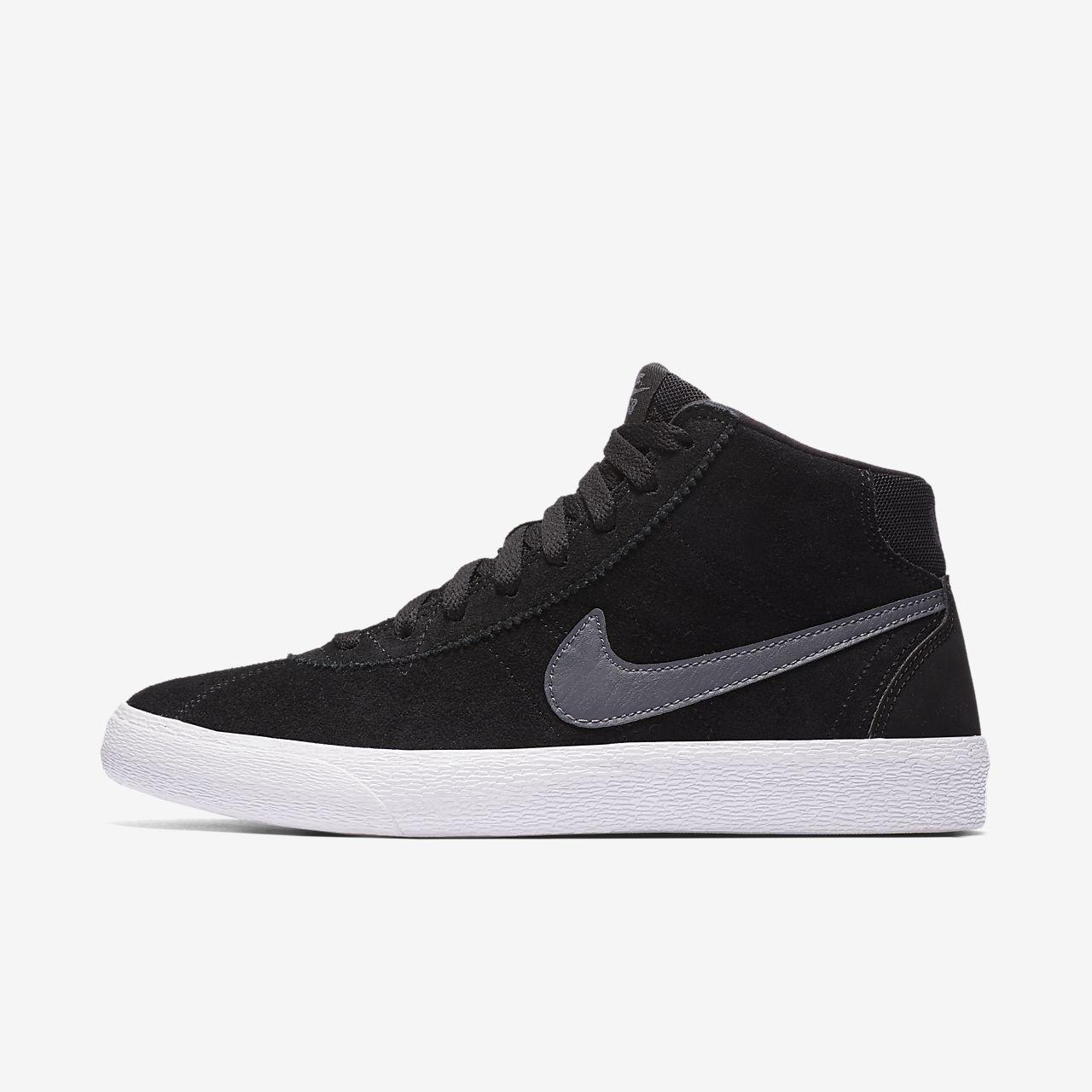 nike skate shoes ... nike sb bruin high womenu0027s skateboarding shoe AIVIWTO