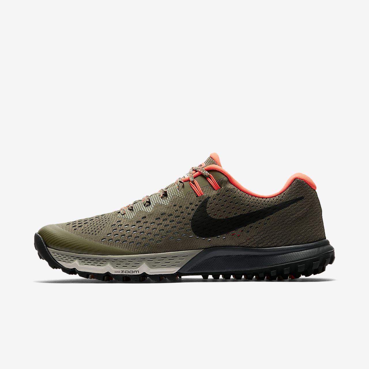nike trail running shoes ... nike air zoom terra kiger 4 menu0027s running shoe ESQLNKY