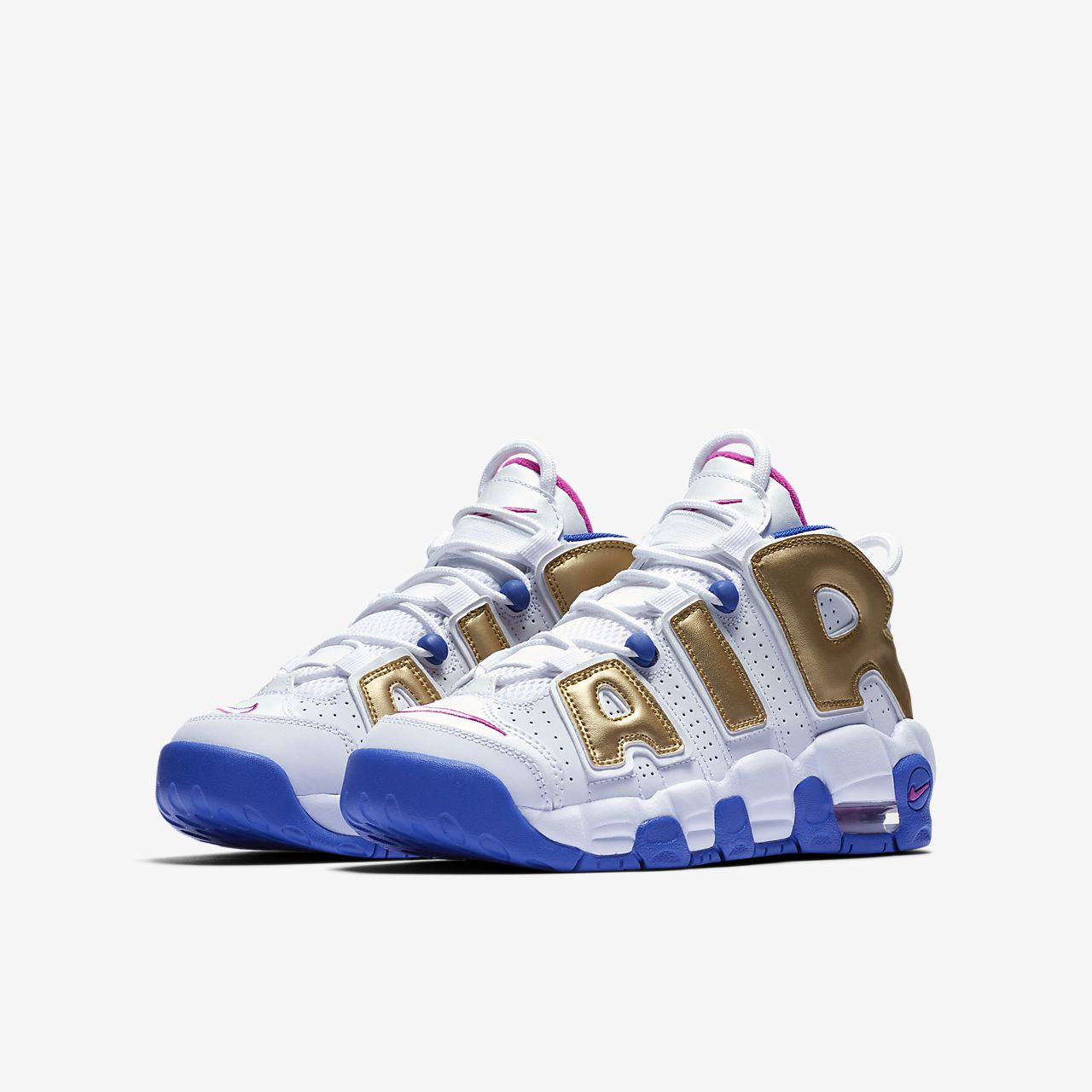 nike uptempo ... nike air more uptempo big kidsu0027 shoe EKPQVCD