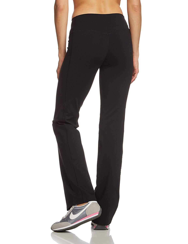 nike yoga pants amazon.com: nike womens regular fit training yoga pants: sports u0026 outdoors REJNFUO