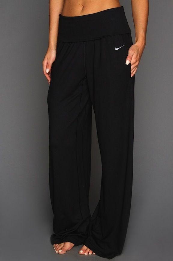nike yoga pants these look sooo comfy YQEISEE