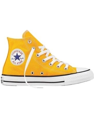 orange converse converse chuck taylor all star high top sneaker - orange ray sneakers AJKOAMG