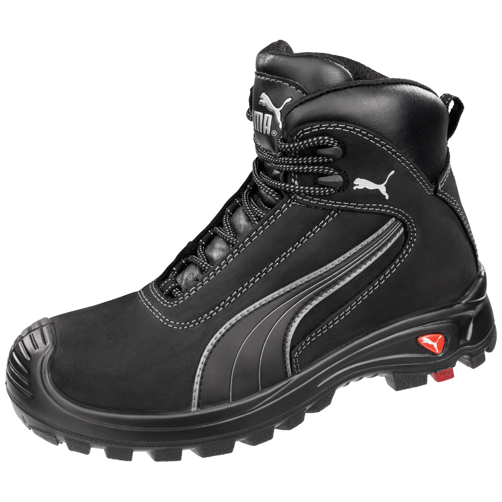 puma boots ... puma cascade 6 inch composite toe slip resistant work boot 630515 ... CWGSHKY
