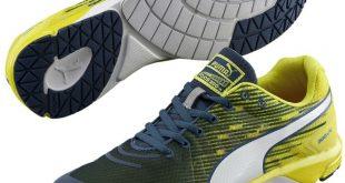 puma faas 300 puma menu0027s faas 300 v4 running shoe - poseidon - sulphur spring - VDXPEYN