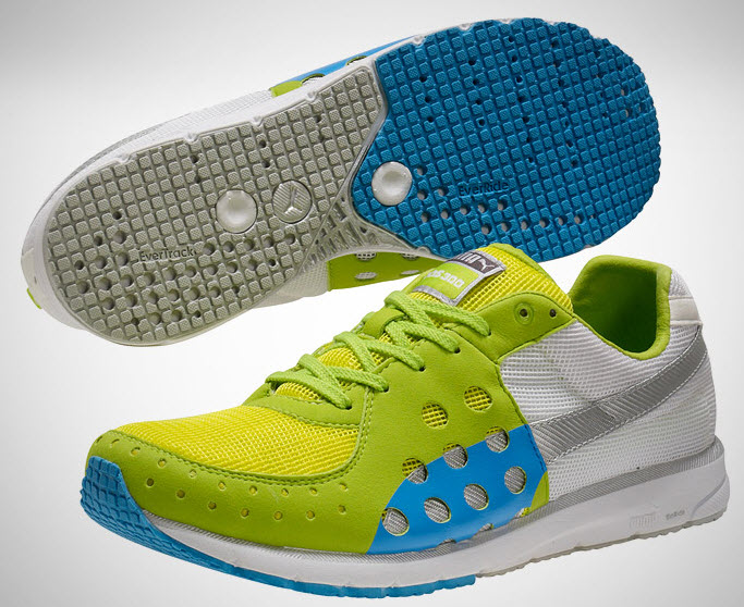 puma faas 300 running shoes feature retro style, performance enhancements XODZHUT