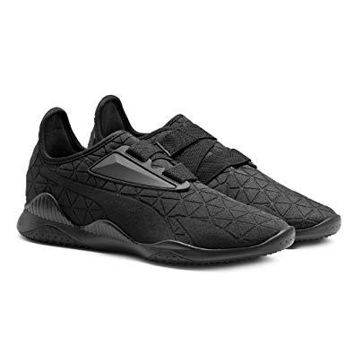 puma mostro puma select menu0027s mostro nyfw sneakers, puma black/puma black, 7 d( QBXJNSM