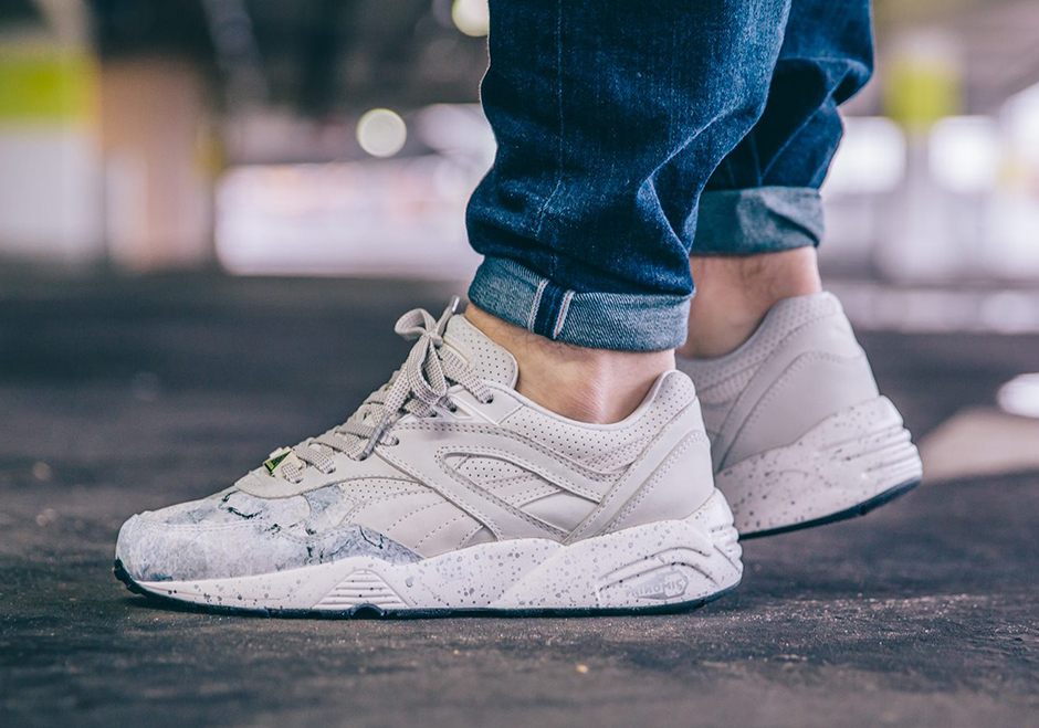 puma-r698 stone graphics appear on the puma r698 - sneakernews.com YBDWIXC