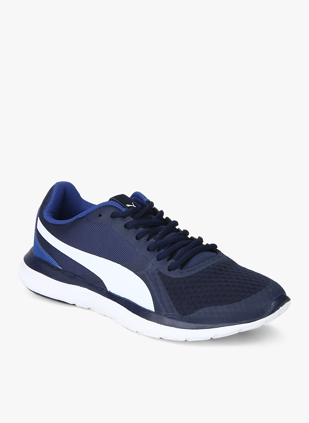 puma running shoes puma flext1 idp navy blue running shoes price in india ORWBJCN
