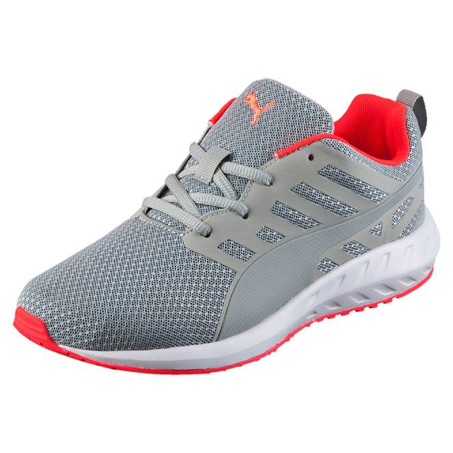 puma running shoes puma women shoes puma flare mesh running shoes women quarry-red blast-puma  white YLZDMOO