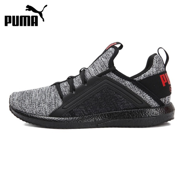 puma shoes for men original new arrival 2018 puma mega nrgy knit menu0027s running shoes sneakers CFWDTRR