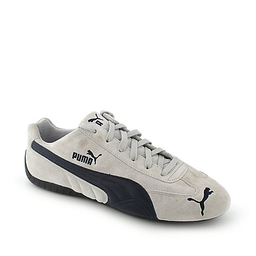 puma speed cat mens blue