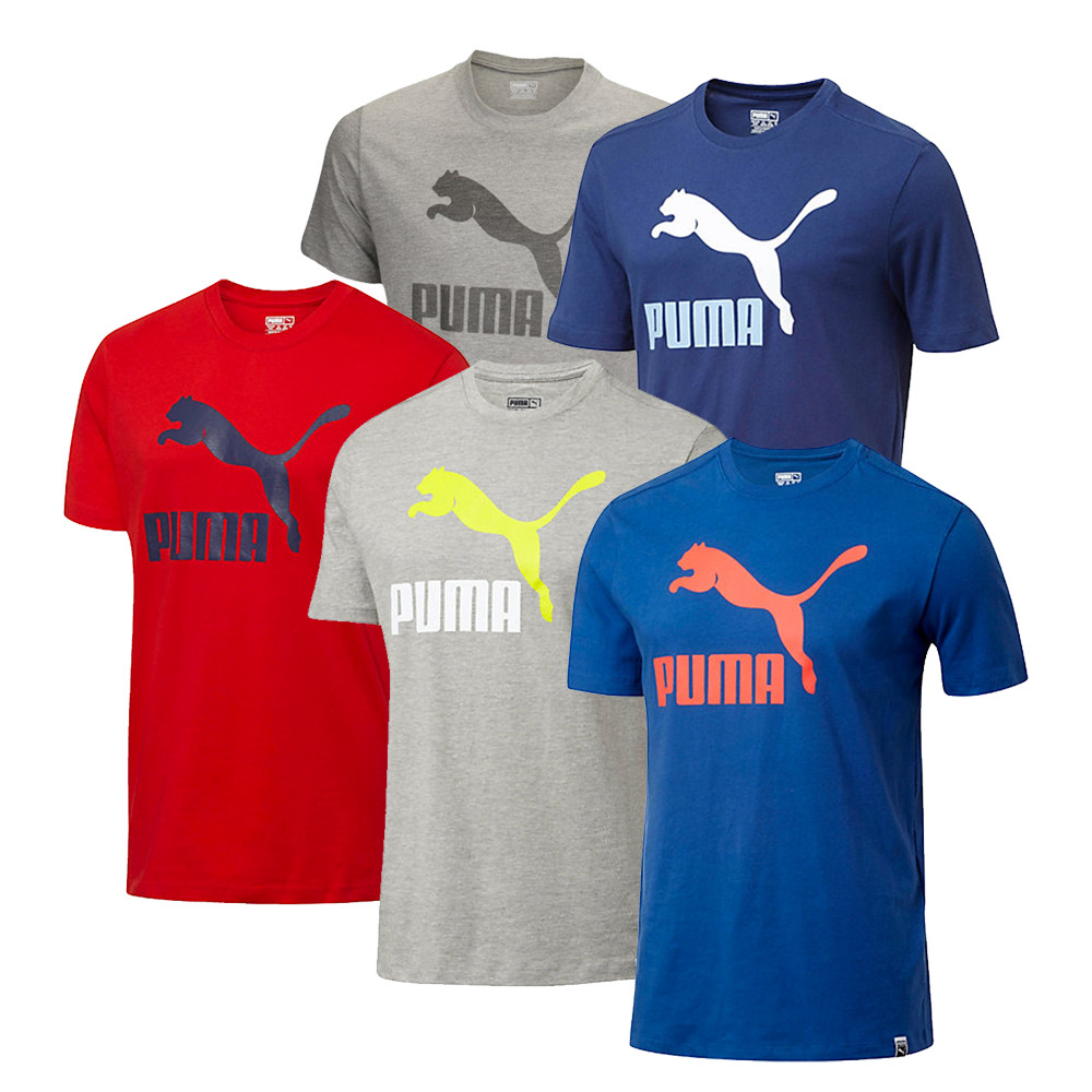 Puma t shirts puma archive life t-shirt - discount menu0027s golf polos and shirts - XXFHDFJ