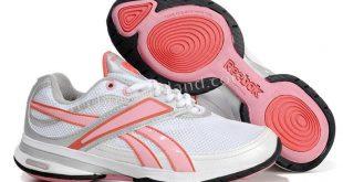 reebok easytone 1010 womens shoes white grey pink BOPRKCH