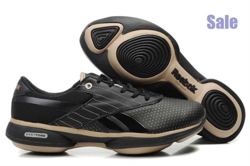 reebok easytone 8018 women shoes black golden 64.55$ PGNWZJL