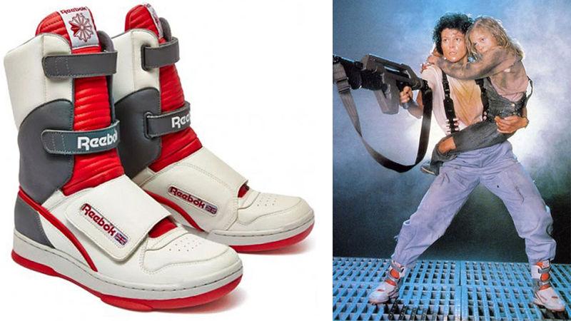 reebok high tops hell yes reebok is releasing ripleyu0027s high top sneakers from aliens WAIOSLD