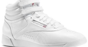 reebok high tops reebok freestyle hi white, silver womenu0027s classic 70 XLTIRFB