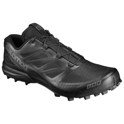 salomon running shoes s/lab speed black ltd MKRDZKC