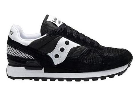 saucony shoes black GWFOPAH