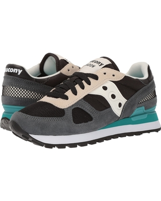 saucony shoes saucony originals - shadow original (black/baltic) womenu0027s classic shoes BOXRGJR