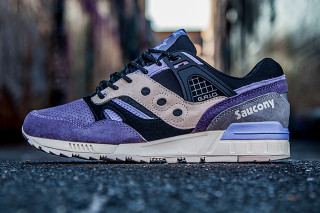 saucony sneakers sneaker freaker and saucony get high with the u201ckushwhackeru201d grid sd MNEFDIM