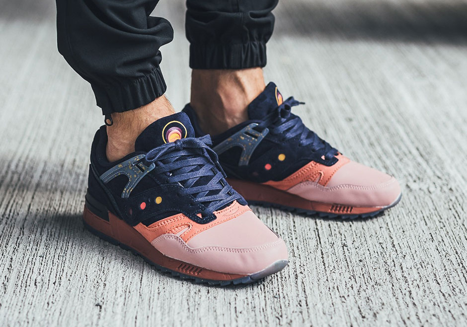 saucony sneakers ... which means you better enjoy those beautiful sunsets and warm nights FFIEMTG