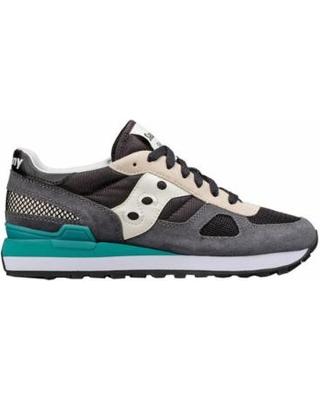 saucony sneakers womenu0027s saucony originals shadow original sneaker - black/baltic running  shoes VTQHMRE