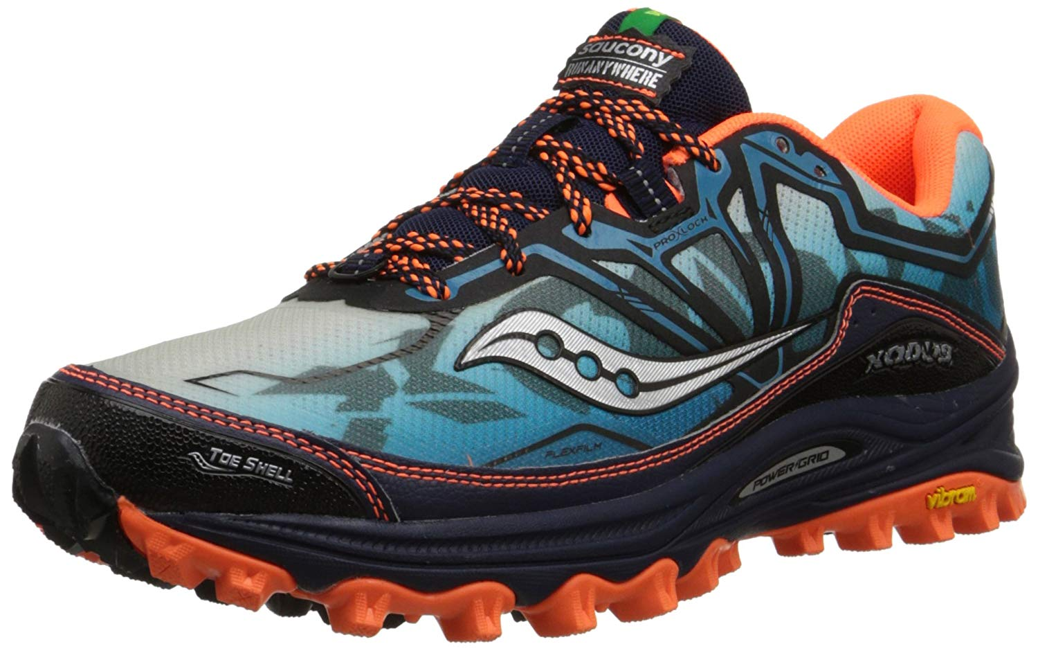 saucony xodus amazon.com | saucony menu0027s xodus 6.0 trail running shoe | road running NRXHZAF