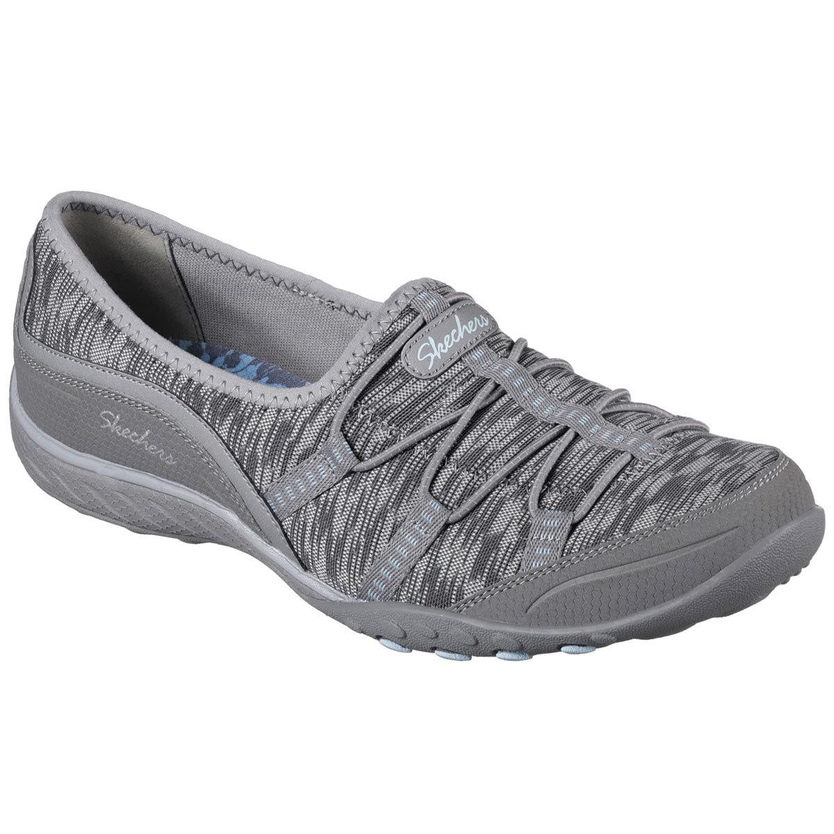 skechers walking shoes skechers womenu0026rsquo;s relaxed fit: breathe easy u0026ndash; golden walking  shoes - golden XCJFLPD