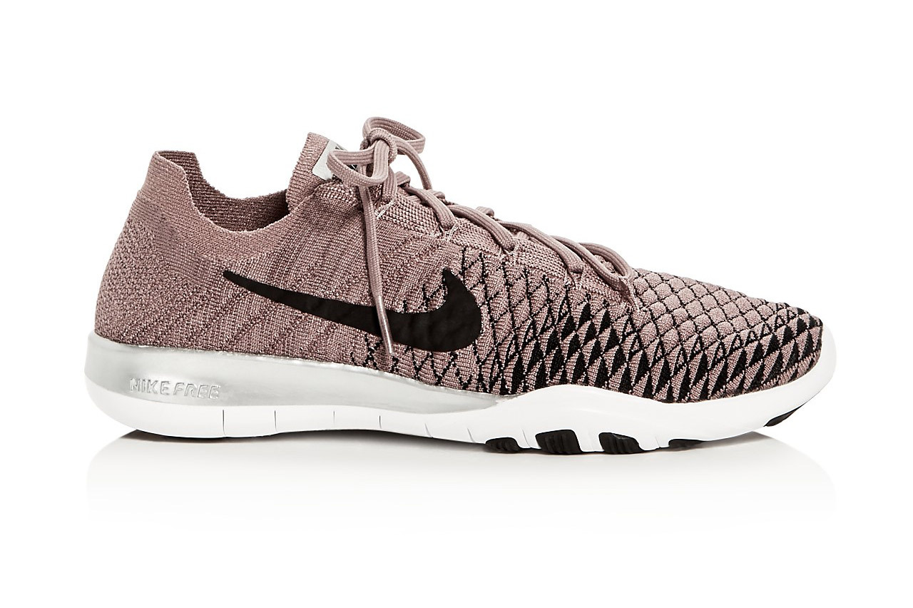 women running shoes nike womenu0027s free tr flyknit 2 bionic lace up sneakers VEDYLQA