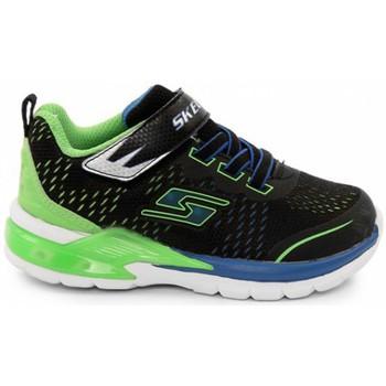 zapatos skechers skechers mujer zapatillas moda zapatillas eropters ii lava  negro-verde,zapatillas skechers,zapatos MKIDEGY