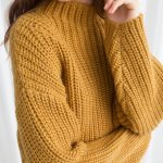 Chunky Knit Sweater – The Design here to  stay