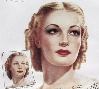 1940s Hairstyles- History of Women's Hairstyles