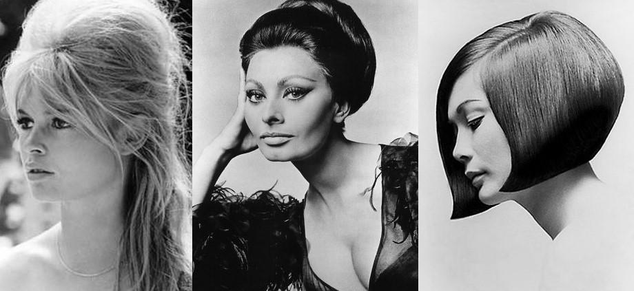 Women's 1960s Hairstyles: An Overview - Hair and Makeup Artist Handbook
