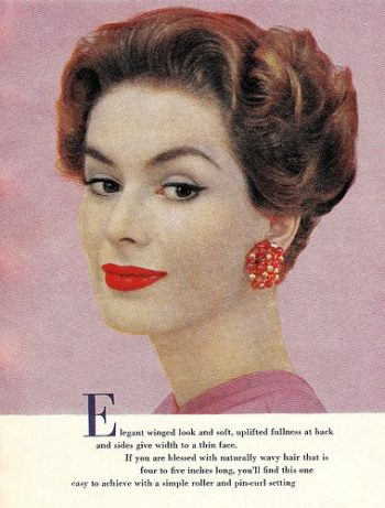 1950s Hairstyles - 50s Hairstyles from Short to Long