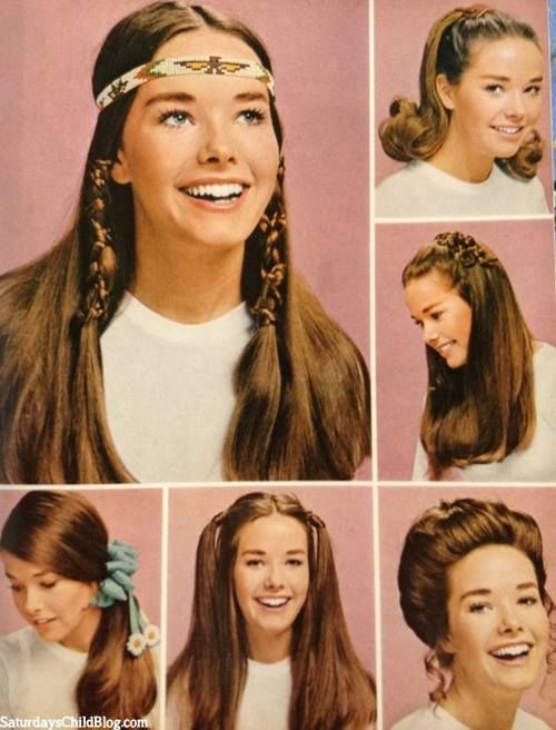 Hairstyles, 1970s. | Dates and bf in 2019 | Hair, 70s hair, Hair styles