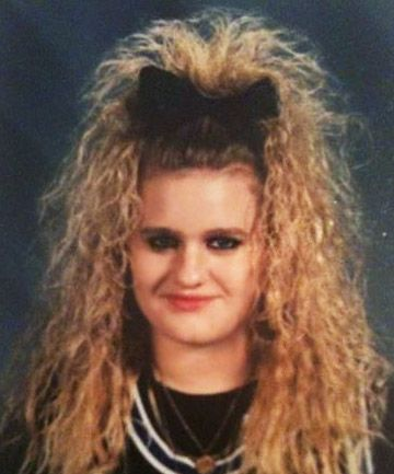 19 Awesome '80s Hairstyles You Totally Wore to the Mall | Period