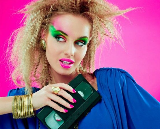 80s makeup | 80's makeup in 2019 | Pinterest | 80s makeup, Makeup