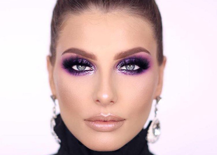 How to Wear the Comeback '80s Makeup Trends Now | Fashionisers©