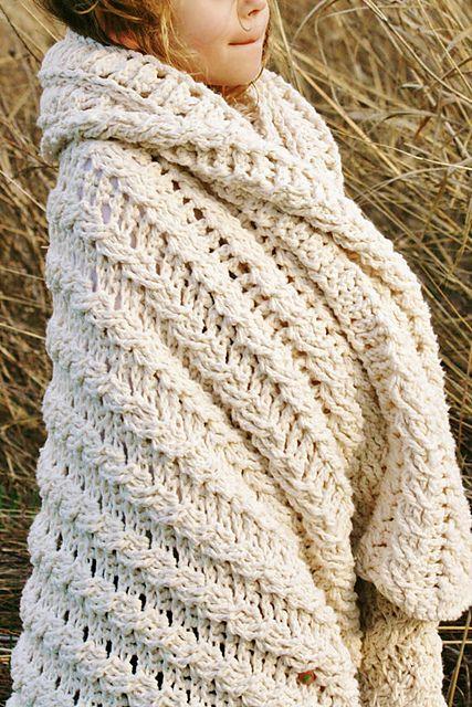 The Nancy Afghan pattern by Ruby Webbs | knit & crochet | Pinterest