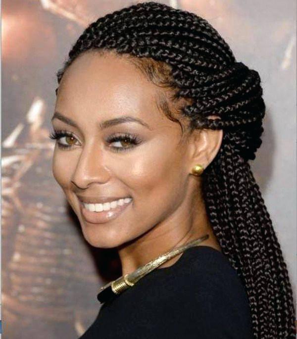72 Pretty Black Braid Hairstyles to Wear Now