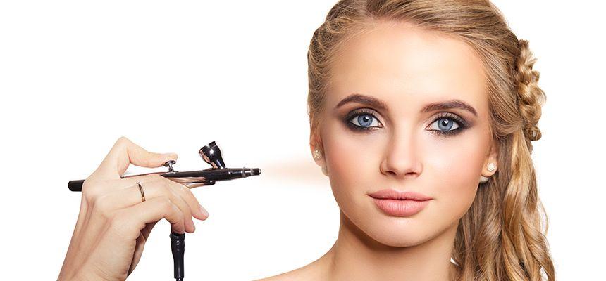 The Top 8 Benefits Of Airbrush Makeup Compared To Regular Makeup
