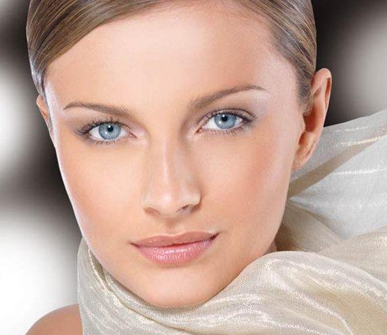 natural makeup: NEW 252 ALL NATURAL FACE MAKEUP