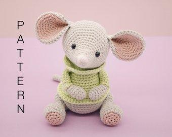 Amigurumi crochet pattern | Etsy