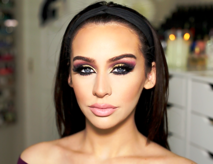7 Crucial Rules to Apply Astounding Arabic Eye Makeup